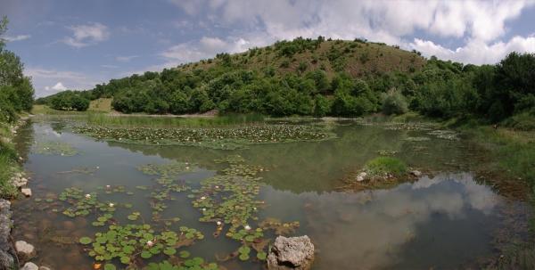 Езерото край с.Летовник
